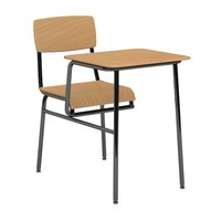 school chair 3d model