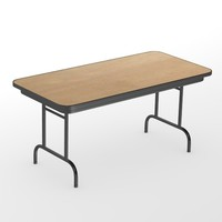 3d school table