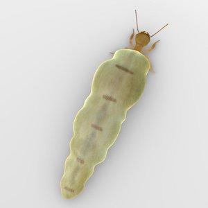 3ds termite queen