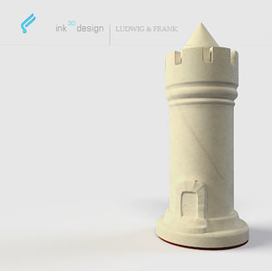 chess figures tower max