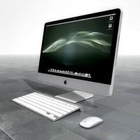3d new apple imac