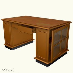 3ds max desk library