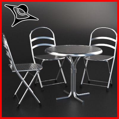 seating chrome max