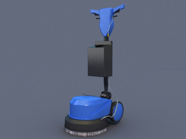 3ds max carpet washer machine
