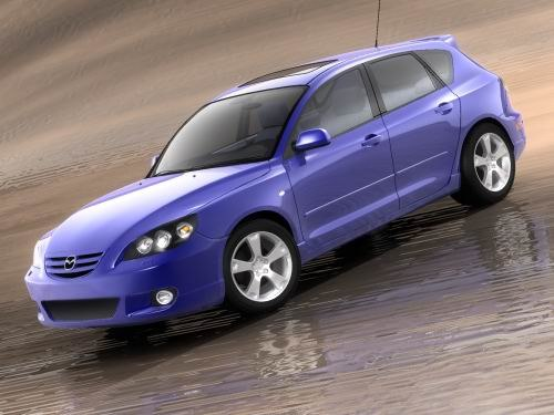2004 Mazda 3 Hatchback >> Mazda 3 Hatchback 2004