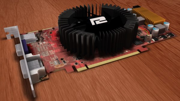 graphics card obj free