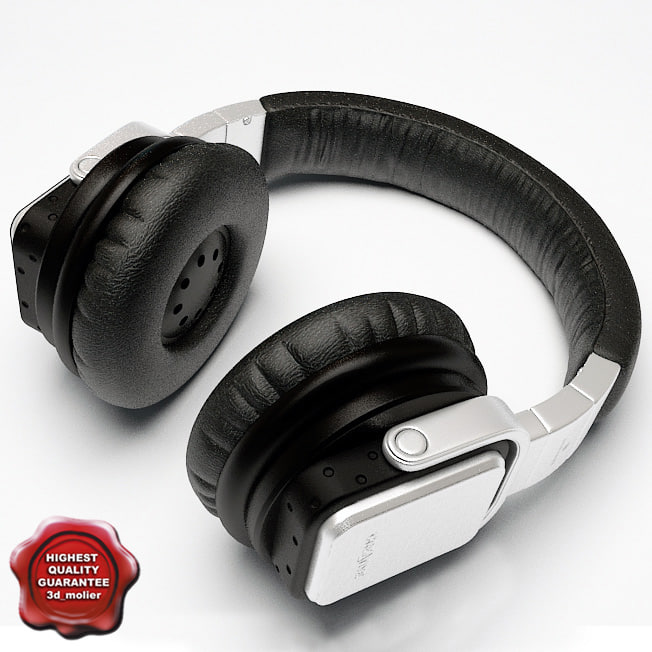 3ds max creative headphones