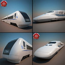High-Speed Trains Collection V2