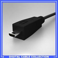 Micro USB 8 pins
