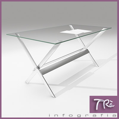 max glass table