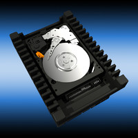 WD VelociRaptor HDD