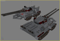 RA2 Apocalypse Tank