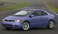 Honda Civic coupe SI 2006