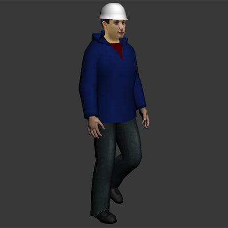 max engineer character