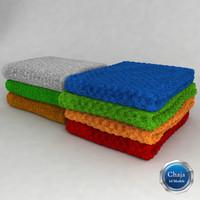 3d max towel