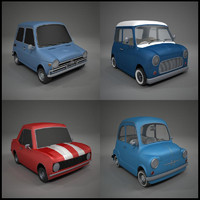 Toon Car Collection 02