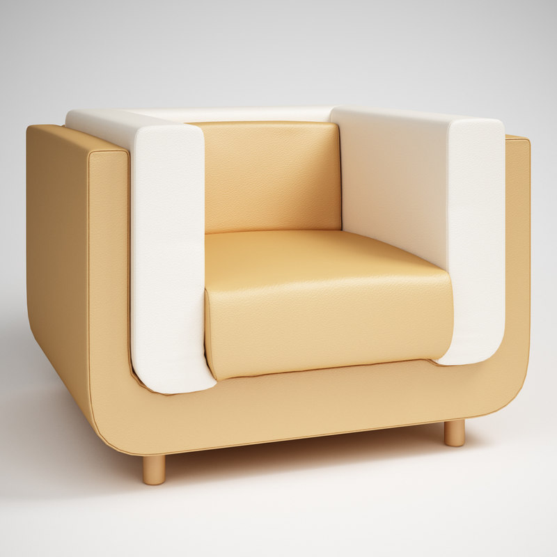 07 furniture 3d obj