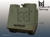 NI Tank Soviet Russian WWII