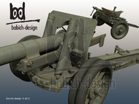 ML-20 russian soviet howitzer gun