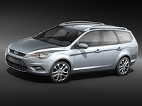 ford focus 2009 estate