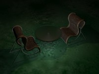 lawn chair max