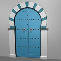 3d orient door