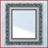 Mirror Vismara Design barouqe