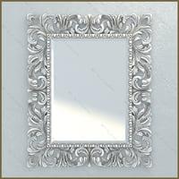 obj mirror le fablier specchio