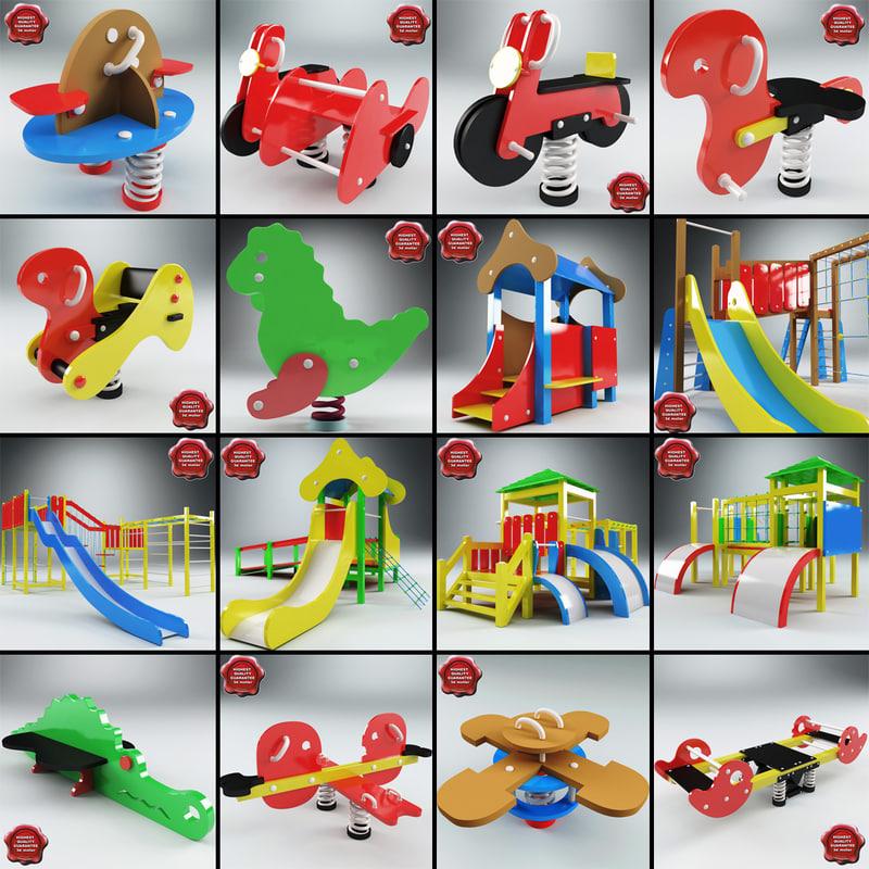 lightwave playgrounds v2