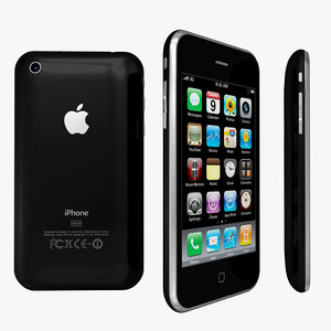 3ds max iphone 3g