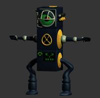 3d soldier binome model