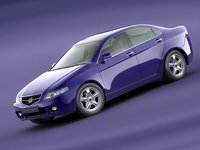 honda accord 2004 sedan 3ds