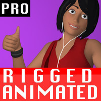 FREE_Alexis_CartoonyGirl_RIGGED_MODEL_from_MIXAMO_WEBSITE
