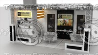 Saba exhibition stand design