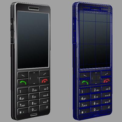 free obj mode cellphone phone