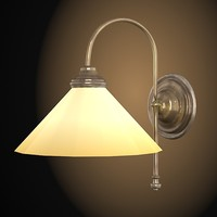 classic traditional country wall  lamp sconce