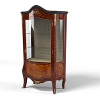 classic rococo baroque empire  renaissance showcase cabinet armoire chest