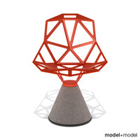 Magis Chair_One concrete base