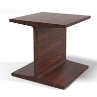 matthew hilton L beam side table