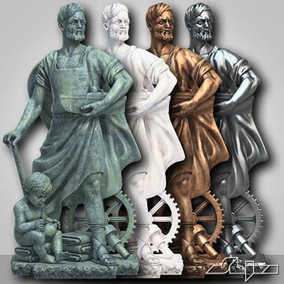 max statue 1