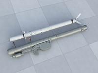 3d 9k32m strela model