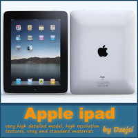 3ds max apple ipad