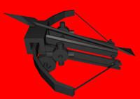 3d model war ballista