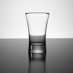 glass glassware c4d