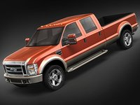 ford f250 2008 midpoly