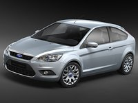 Ford Focus European 3door2008