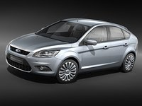 Ford Focus 2009 5door