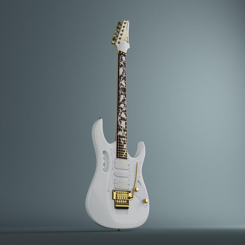 max electric guitar ibanez jem