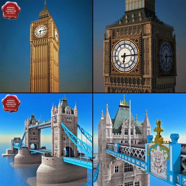 3d landmarks v4 model