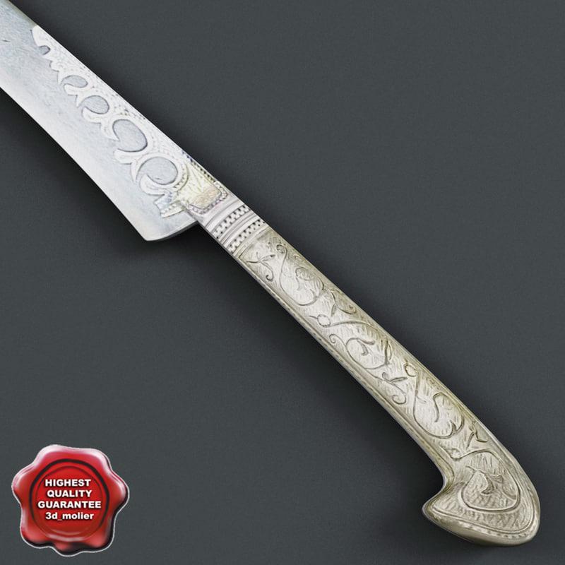 east sword v2 3d model